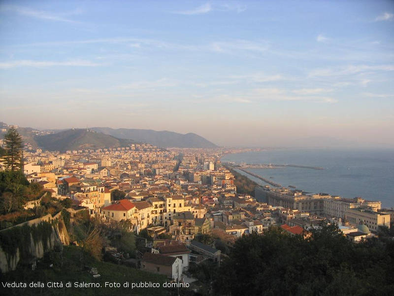Salerno, panorama